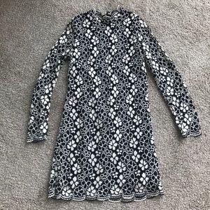 Tracy Reese mini lace dress